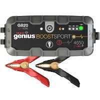 Chargeurs de batteries Demarreur de batterie Noco GB20 - 400A 12V - tout moteur 4L