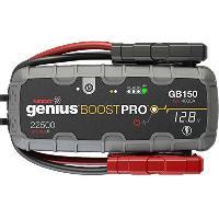 Chargeurs de batteries Demarreur de batterie Noco Genius Boost PRO GB150 - 4000A