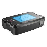 Chargeurs de batteries Testeur charge de batterie 12 24V - Ecran LCD bleu