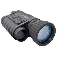 Chasse - Pistage - Reperage NUM'AXES Monoculaire vision nocturne VIS 1012 - Noir - Pour chien