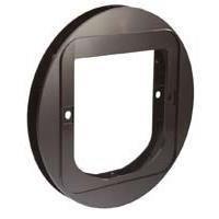 Chatiere - Trappe - Porte SUREFLAP Adaptateur de montage pour chatiere a puce électronique marron - Generique