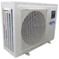 Chauffage De Piscine - Pompe A Chaleur - Rechauffeur Pompe a chaleur 3.8kW Reversible avec compresseur GMCC - Blanc