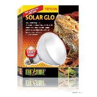 Chauffage EXO TERRA Ampoule a vapeur Solar Glo 125 W - Pour reptiles