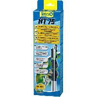 Chauffage TETRA Chauffage totalement submersible - Pour aquarium Tetra HT75 - 75 W