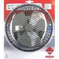 Chauffage et Ventilateur Ventilateur oscillant clip 12V