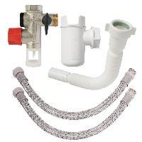 Chauffe-eau SOMATHERMKit securite chauffe-eau complet - Inox