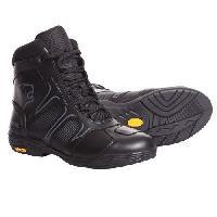 Chaussure - Botte - Sur-chaussure BERING Walker Chaussure Moto - Noir - 45