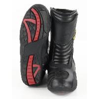 Chaussure - Botte - Sur-chaussure Bottes Moto Noir RIDER-TEC  homologuées - 39 - Rider Tec