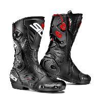 Chaussure - Botte - Sur-chaussure Bottes de moto Roarr - Noir - 40