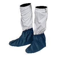 Chaussure - Botte - Sur-chaussure Guetres Anti-pluie Hautement Retro-reflechissantes - L -4244- - L -4244- - L -4244