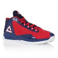 Chaussures De Basket-ball PEAK Chaussures de basketball TP4 Kids - Enfant - Bleu - 37 - Aucune