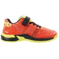 Chaussures De Handball Chaussures de handball Attack Contender - Enfant garcon - Orange - 35