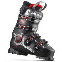 Chaussures De Ski ALPINA Chaussures de ski Xtrack 60 Homme Noir - 27 - Aucune