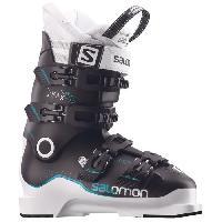 Chaussures De Ski Chaussures de Ski X Max 110 Femme Noir - 25.5 40.5 fr