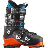 Chaussures De Ski Chaussures de ski alpin Botts X Access 90 - Homme - Noir et orange - 26.5