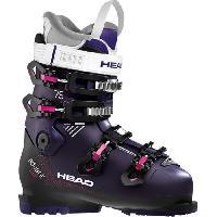 Chaussures De Ski HEAD Chaussures de ski alpin Advant Edge 75 - Femme - Violet - 24.5 38.5 fr - Aucune