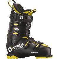 Chaussures De Ski SALOMON Chaussures de ski alpin X Pro 110 - Homme - Noir et jaune - 28 - 28.5