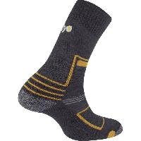 Chaussures Multisport Chaussettes montagne ad trek high whool ld - 35/37 - Generique