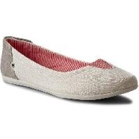 Chaussures Multisport Chaussures W Harmony Slip-On - Femme - Blanc et gris - 36