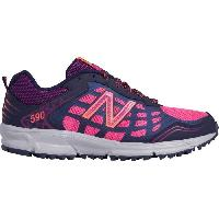 Chaussures Multisport NEW BALANCE Chaussures de trail WT 590 V1 - Femme - Violet - 37