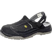 Chaussures de securite Chaussure de securite Premium Trendy Black Euroroutier P38