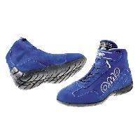 Chaussures et Bottines Paire de Bottines -MS Boots 2- Bleues - Taille 45 - OMP