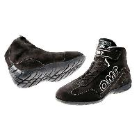 Chaussures et Bottines Paire de Bottines -MS Boots 2- Noires - Taille 43 OMP