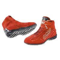 Chaussures et Bottines Paire de Bottines -MS Boots 2- Rouges - Taille 45 - OMP
