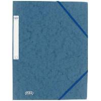 Chemise - Sous-chemise Chemise prestige - A4 - 32 cm x 24.5 cm x 0.4 cm - Bleu