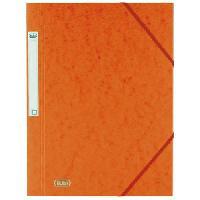 Chemise - Sous-chemise Chemise prestige - A4 - 32 cm x 24.5 cm x 0.4 cm - Orange