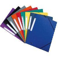 Chemise - Sous-chemise Chemise prestige - A4 - 32 cm x 24.5 cm x 0.4 cm - Violet
