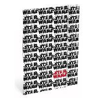 Chemise - Sous-chemise STAR WARS CLASSIC Chemise a elastique Folio - 3 rabats en carton - All-over