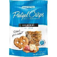 Chips Pretzel Crisps Original 85g - Snickers