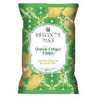 Chips REGENT'S PARK Chips Creme et Oignon - 150 g