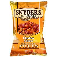 Chips Snyder's Fromage 125g - Snickers