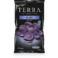 Chips Terra chips Bleu 110g