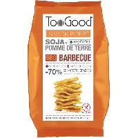 Chips Toogood biscuits apéritifs saveur Barbecue 85g - Tonino Lamborghini