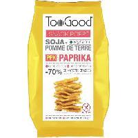 Chips Toogood biscuits apéritifs saveur Paprika 85g - Tonino Lamborghini