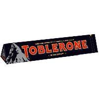 Chocolat En Tablette TOBLERONE Chocolat noir suisse au nougat au miel et aux amandes - 360 g