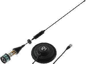 Cibies - Radios CB Antenne CB 0.66m 3dBi aimant diametre embase 145mm