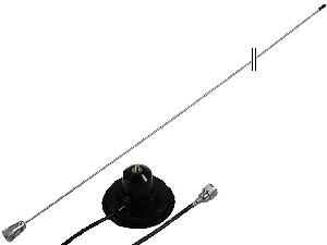 Cibies - Radios CB Antenne CB perche 1m 4dBi - ADNAuto