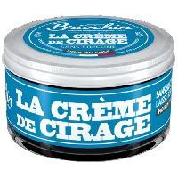 Cirage Et Autres Produit D'entretien Chaussure Creme de cirage noir - 50ml