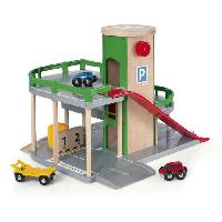Circuit Miniature BRIO 33204 - Garage Rail Route