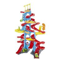 Circuit Miniature FISHER-PRICE - La Tour des Spirales Deluxe