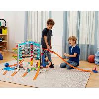 Circuit Miniature HOT WHEELS Mega Garage LetS