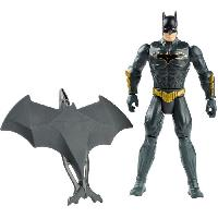 Circuit Miniature JUSTICE LEAGUE - Figurine Batman Stealth - 15 CM