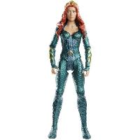 Circuit Miniature JUSTICE LEAGUE - Figurine Mera - 30 CM