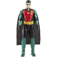 Circuit Miniature JUSTICE LEAGUE - Figurine Robin - Batman Missions - 30 CM
