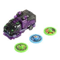 Circuit Miniature SCREECHERS WILD Vehicule Level 2 - Knightvision