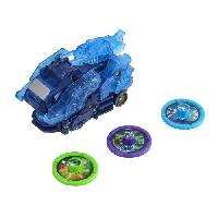 Circuit Miniature SCREECHERS WILD Vehicule Level 2 - Rattle Cat